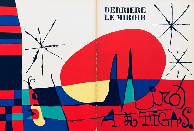 Joan Miró, 'From 'Derrière le Miroir - Joan Miró: Artigas'', 1956, Eames Fine Art