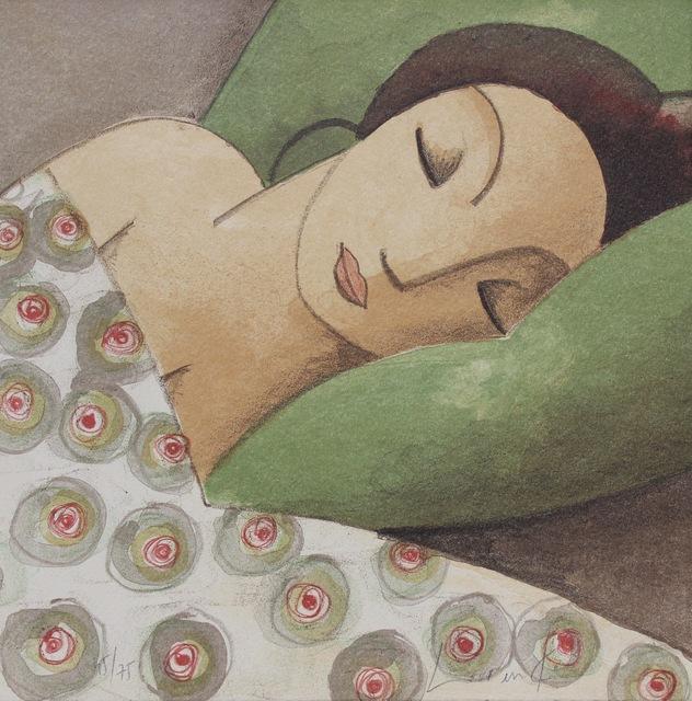 Didier Lourenço, 'Green Pillow', 2014, Anquins Galeria
