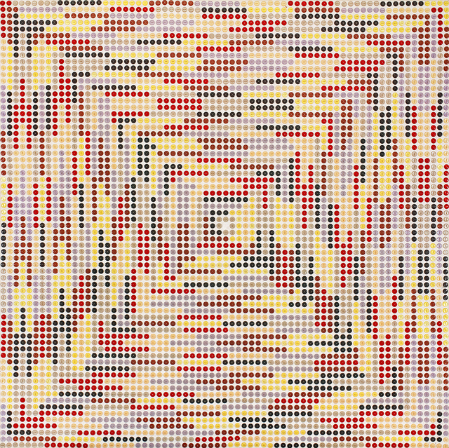 , 'Sete em sete,' 2013, Galeria Nara Roesler