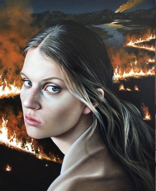 , 'Fire Starter,' , RJD Gallery