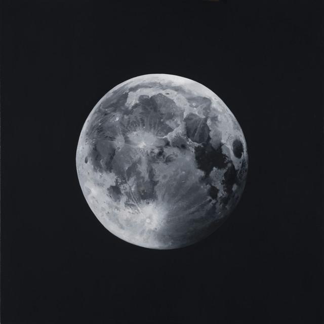 Drew Ernst, 'Moon', 2019, RJD Gallery