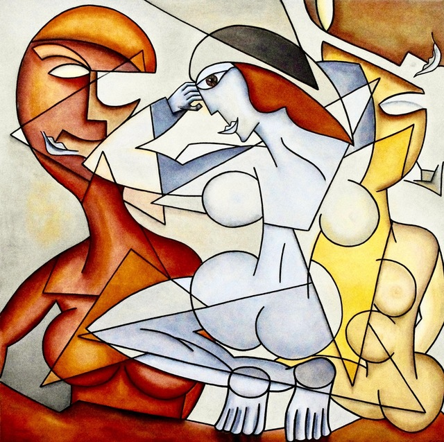 , 'Les Baigneuses,' 2000-2016, BOCCARA ART