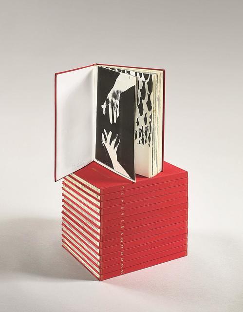 , 'Libri Rossi,' , Valli Art Gallery