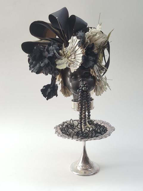 , 'Black Blossoms & Caviar,' 2019, Wagner Contemporary