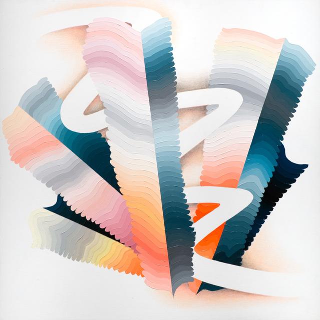 , 'Iridium #8,' 2014, Moskowitz Bayse