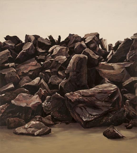 , 'Drift: Jetty 1,' 2014, Russo Lee Gallery