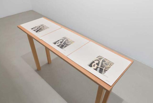 , 'Dibujo Pista Aeromodelismo 1, 2 & 3,' 2009-2010, Cristina Guerra Contemporary Art