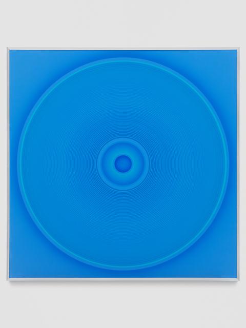 , 'WORK75-Blue93,' 1975, Anne Mosseri-Marlio Galerie