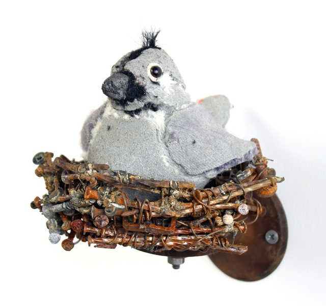 , 'Bird's Nest,' 2015, Rebecca Hossack Art Gallery