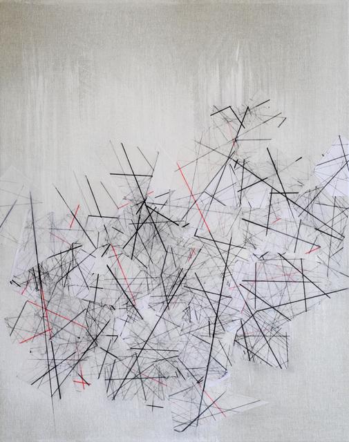 , 'Mapping Infinity, Chart #6,' 2017, Gallery Elena Shchukina