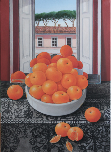 , 'Clementines,' 2013, Clark Gallery