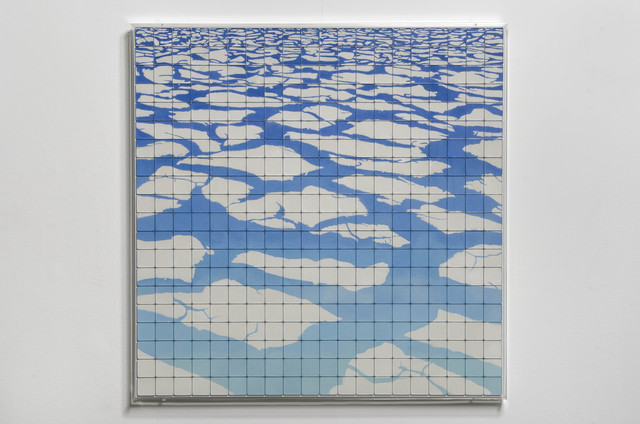 , 'Tantamount (Cerulean),' 2015, Shoshana Wayne Gallery