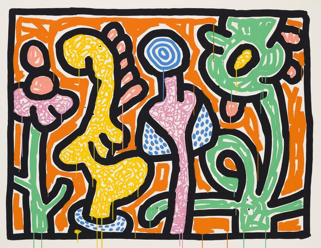 , 'Flowers,' 1990, Pace Prints