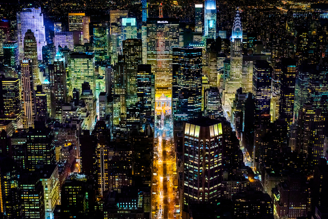 Vincent Laforet, 'New York IV', 2015, Fahey/Klein Gallery