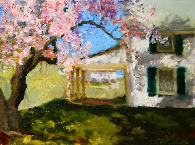 , 'Cherry Blossom Spring Study,' 2013, Cerulean Arts