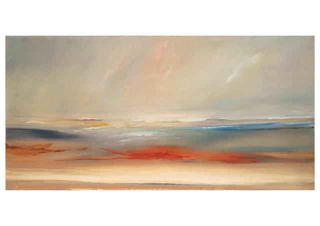 Anne Hefer, ' Im Spiegel der Erde', 2016, Painting, Oil on Canvas, Alessandro Berni Gallery