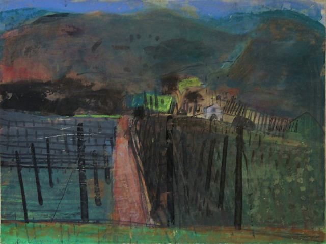 , 'Vineyard  Hermanus,' 1996, Castlegate House Gallery