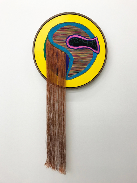 , 'Memory Gongs,' 2016, V1 Gallery