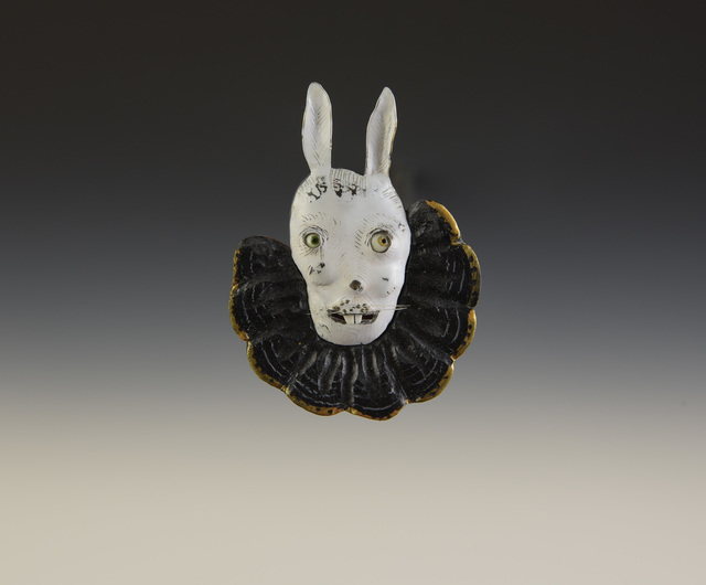 , 'Black Rabbit ,' 2017, Facèré Jewelry Art Gallery