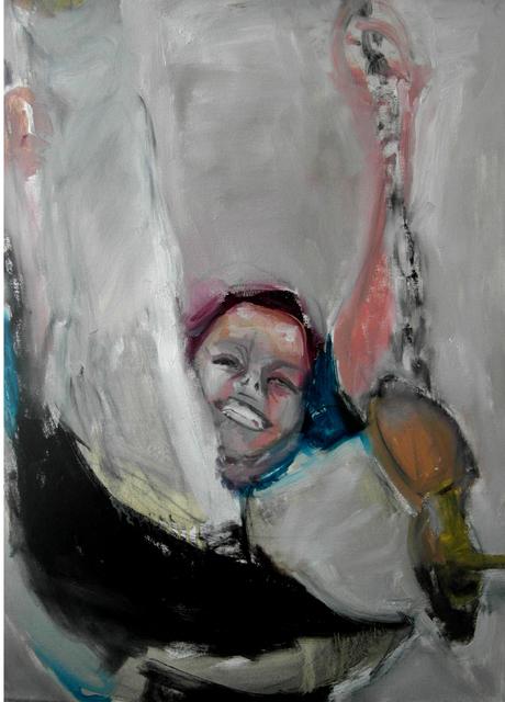 ", '""Swinging"",' 2014, Krokin Gallery"