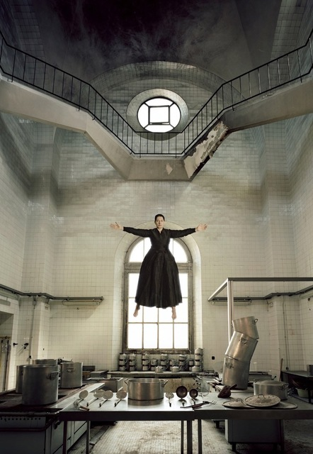 , 'The Levitation of Saint Therese,' 2009, Sean Kelly Gallery