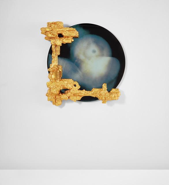 "Chris Schanck, 'Unique mirror, from the ""Alufoil"" series', 2014, Phillips"