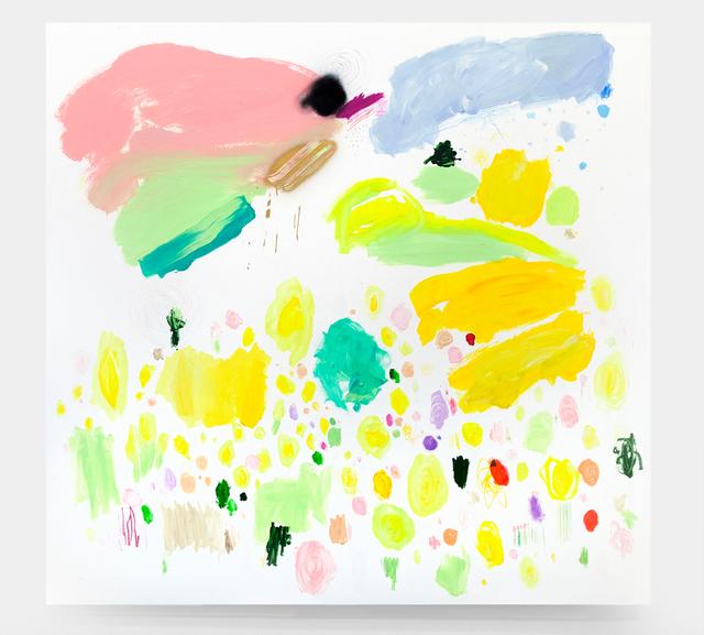 , 'When It Rains It Pours,' 2015, River
