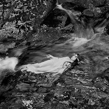 , 'Ofelia, Suiza,' 2007, Blanca Berlín