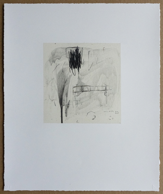 Wes Mills, '3. wednesday around 2:45', 1994, Richard Levy Gallery