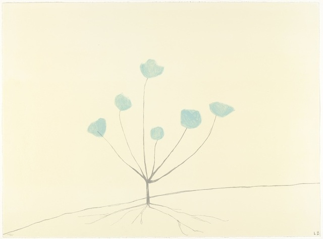 , 'A Flower in the Forest,' 1997, Posner Fine Art