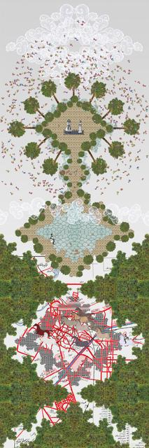 , 'The Lost Garden (ii),' 2014, Sanat Initiative