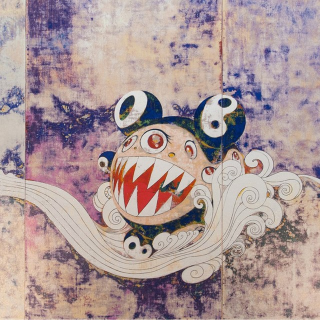 Takashi Murakami, '727', 2016, Print, Silkscreen, Cerbera Gallery