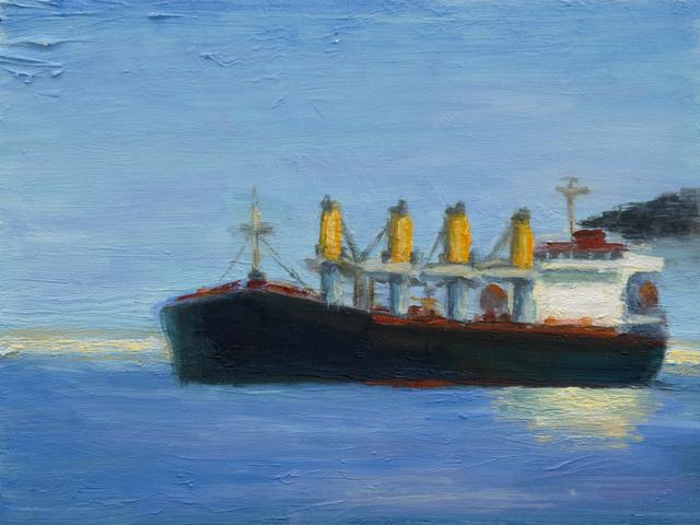 , 'Tanker,' 2015, Susan Eley Fine Art