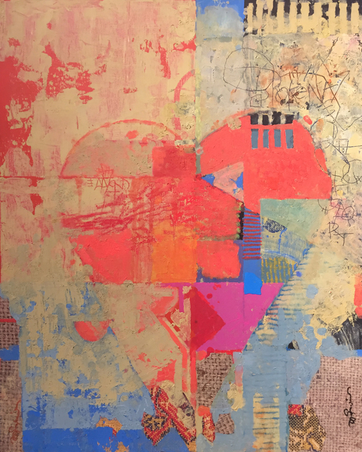 Mark English, 'Heartbreak', Contemporary, Sager Braudis Gallery