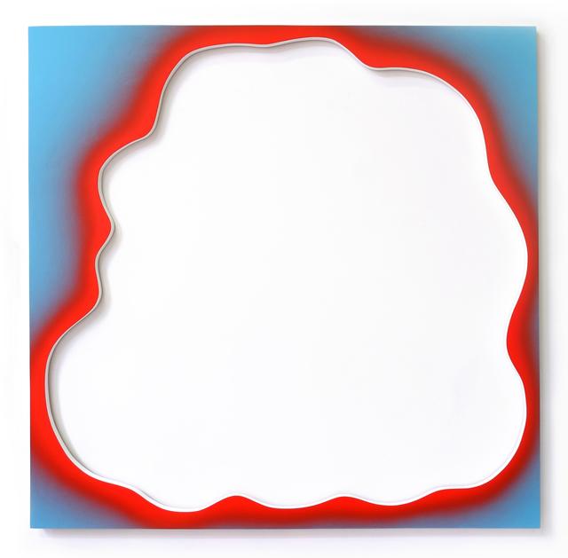 , 'Le Pochoir Rouge,' 2015, Mini Galerie