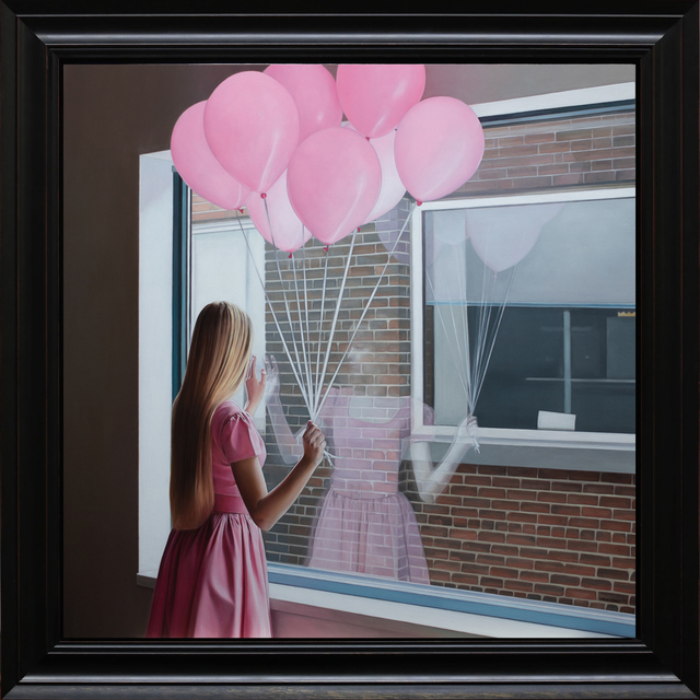 , 'Rose Balloons II,' 2018, ARCADIA CONTEMPORARY