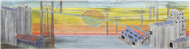 , 'Sunset at Hiawatha Avenue,' 2008, Rossi & Rossi
