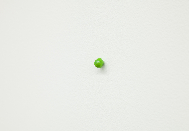 , 'Untitled (Pea),' 2013, Luhring Augustine