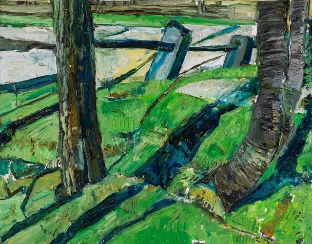 Giovanni Frangi, 'Sottobosco', 1993, Finarte