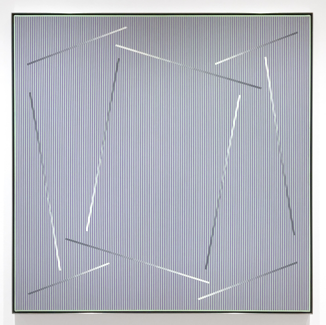 Julian Stanczak, 'Within the Square', 1989, The Mayor Gallery