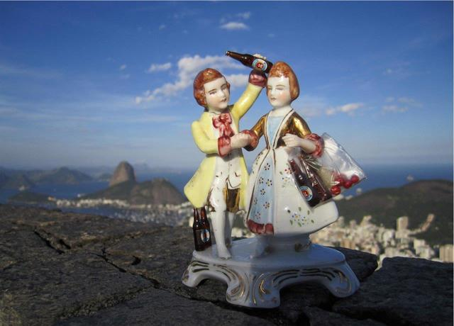 , 'Ao modo quase clássico [To the almost classic style],' 2012 , Portas Vilaseca Galeria