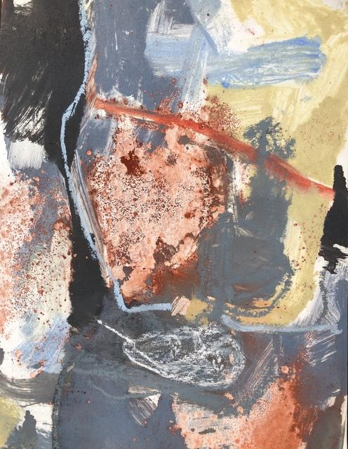 Stasi Bobo-Ligon, 'Peppered with Some Adventure I (of II)', 2017, The Art House