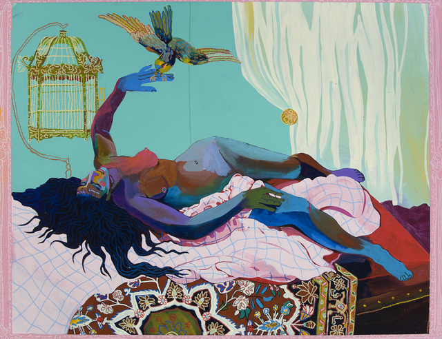 , 'Nude 2,' 2016, Winsor Gallery