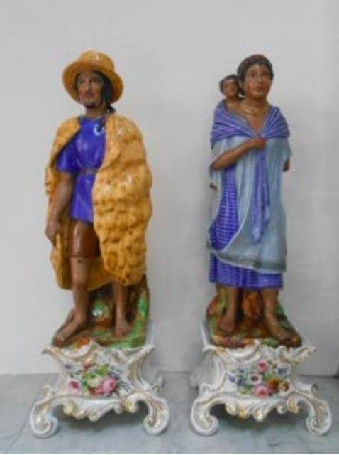 , 'Indios Carboneros y Labradores de la Ciudad De México,' , Grimaldi