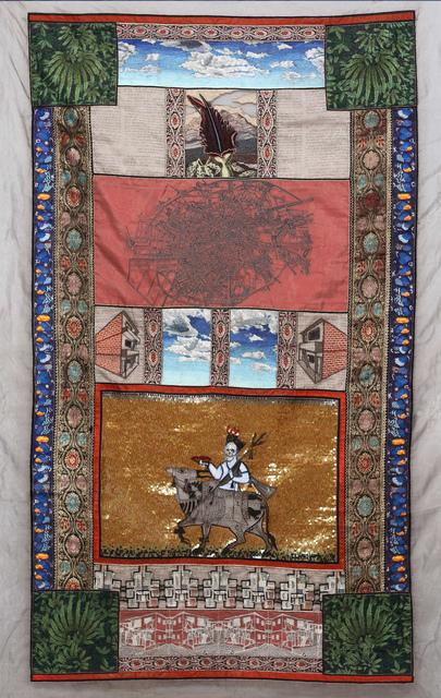 , ' 'Dawn' Raga Bhairav ,' , Sakshi Gallery