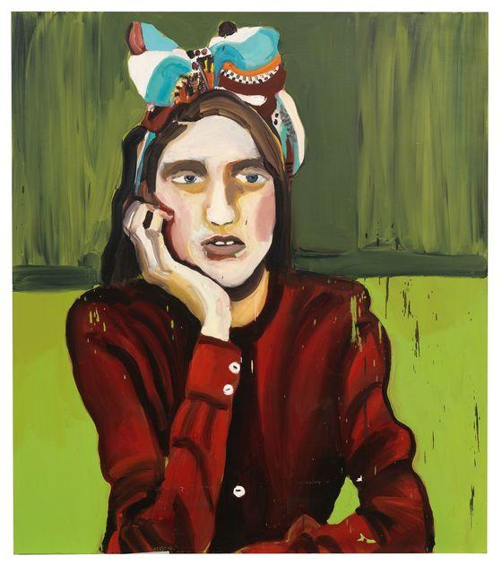 Jenni Hiltunen, 'Dreaming', 2017, Painting, Oil on canvas, Mimmo Scognamiglio / Placido