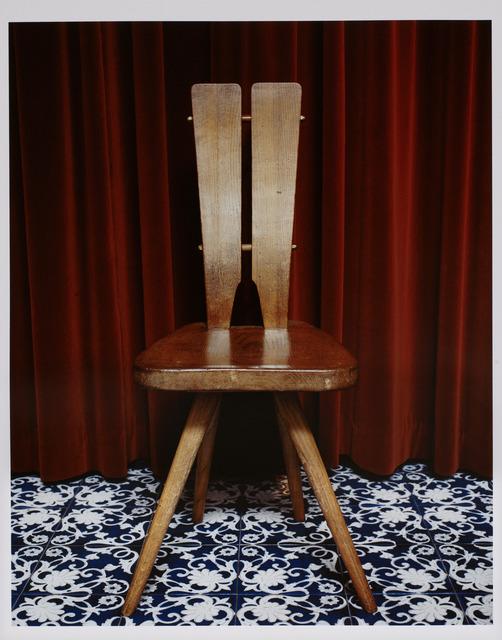 , 'Carlo Mollino Chair,' 2004, Demisch Danant