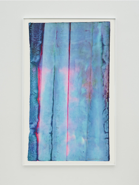 Sam Gilliam, 'Construct', 2018, David Kordansky Gallery