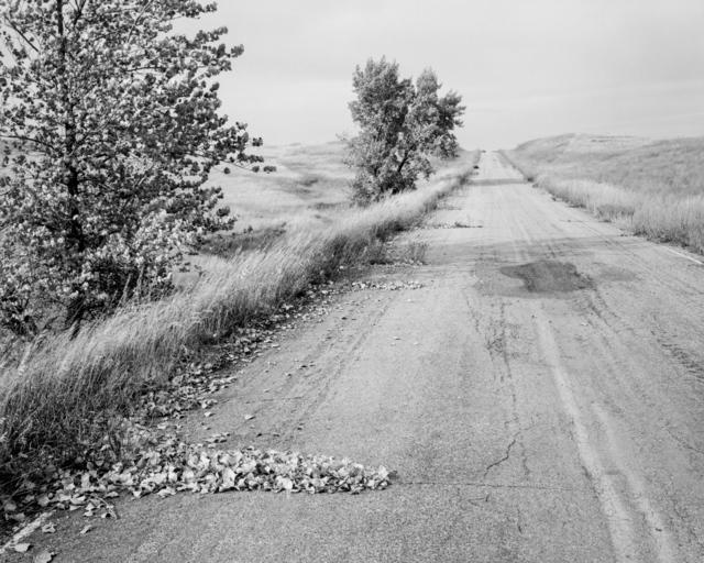 , 'Nebraska State Highway 2. Box Butte County, Nebraska,' 1978, Fraenkel Gallery