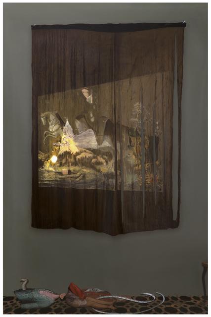 , 'Evening Before Nightfall,' 2014, Galerie Valentien